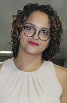 Diretora de Formação Sindical: Geise de Fátima Silva