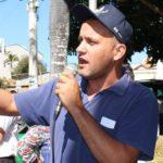 Secretário do Sintram fala sobre incidente durante manifestação contra a Copasa