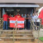 Em greve,  trabalhadores da Cemig lutam pela preservação de direitos e contra venda da estatal